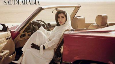 Njihuni me princeshën bukuroshe të Arabisë Saudite, që thyen tabutë (FOTO)