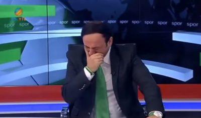 VIDEO EPIKE/ Spikeri i lajmeve shpërthen në të QARA në mes të emisionit