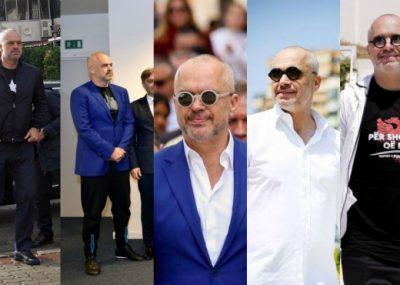 """Larg kostumit që s`e pëlqeu kurrë, Edi Rama në versionin """"Street Style"""" (FOTO)"""