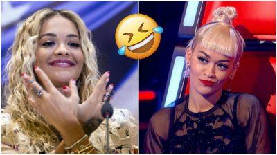 """""""O budall""""/ VIDEO ku Rita Ora shan miqtë e saj në shqip do t'ju shkrijë së qeshuri"""