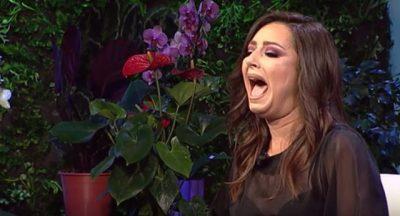 """""""Të lutem hiqe se u dh*eva"""", Ronela Hajatit i sjellin fobinë e saj në emision"""