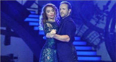Mos vallë Rovena Dilo sapo pranoi lidhjen e saj me partnerin në kërcim Eltionin?