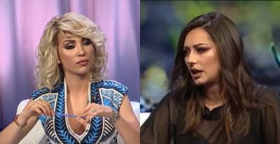 """Ronela NUK e pranon, Roza e nxjerr BLLOF: """"Po ti ke 3 vjet me Zerkën""""! Acarohet këngëtarja: Flisni se…"""