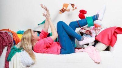 Garderoba: si të përballosh ndryshimin në dollape me buzëqeshje