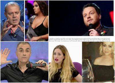 A ju kujtohen? 14 sherret publike më të njohura mes personazheve shqiptare: Ti je idiot, debil… (FOTO+VIDEO)