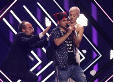 Bëri SKANDAL në Eurovizion/ Zbulohet INDETITETI i vërtetë, nuk do ta besoni nga është (FOTO)