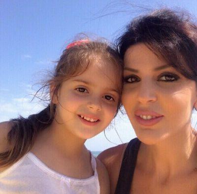 Sonila Meço e emocionuar si kurrë më parë për të bijën: Këto janë thjesht kënaqësitë…
