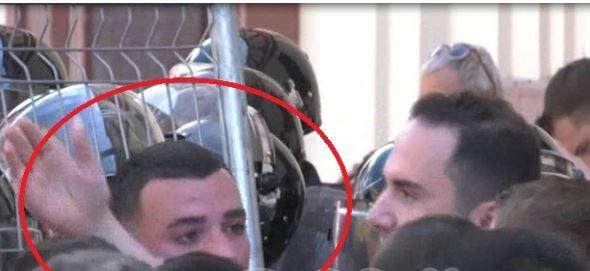 Stresi HABIT me deklaratën e tij: Jam kundra dhunës ndaj POLICËVE në PROTESTA, ata janë… (FOTO)