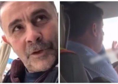 """HARROJENI """"NANËN""""/ Ky është taksisti që """"i ka hapur luftë"""" Avniut, e sfidon me shprehjet epike (VIDEO)"""