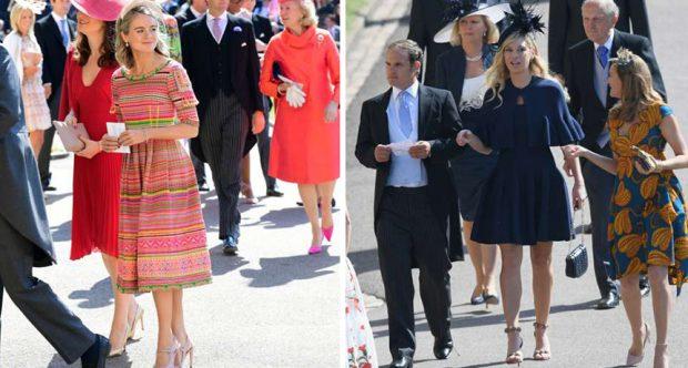 DASMA E MADHE/ Të pranishme edhe dy ish të dashurat e Princ Harry-t