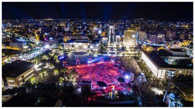 BËHUNI GATI! Tirana do të PUSHTOHET nga koncertet në muajin qershor (FOTO)