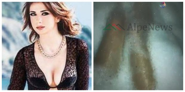 """""""BËN NAMIN""""/ Xhensila """"TËRBON FANSTA"""" publikon foto """"INTIME"""" nga vaska dhe…"""