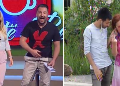 Zogu i Tiranës tallet me kalimtarët: Skënderbeu është me trup femre, mora opingat e Sheros… (VIDEO)