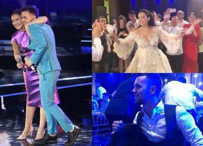 """U njohën në """"C'est la Vie"""": Kërcimi që s'duhet të humbni mes Yll Limanit dhe Jona Spahiut (VIDEO)"""