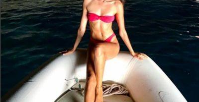 Edhe këtë modele shqiptare e akuzuan për photoshop, shikoni përgjigjen e saj (FOTO)