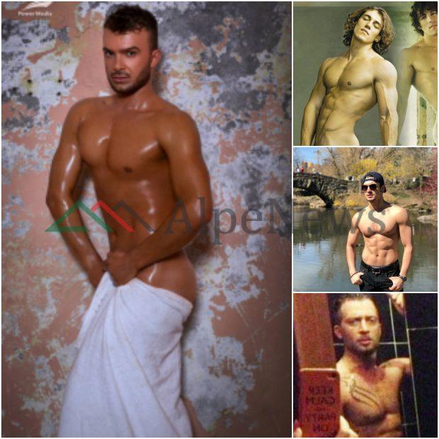 """Modelët që """"THYEN TABUT"""" duke pozuar NUDO. Ja cilët janë disa nga """"BURRAT"""" që guxuan (FOTO)"""