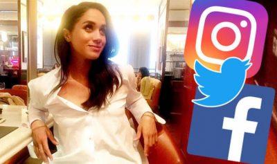 Ja pse Meghan Markle nuk mund të ketë Instagram (FOTO)
