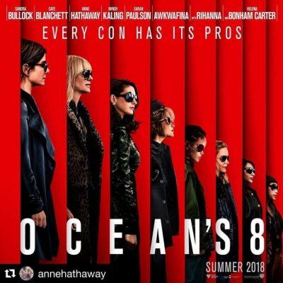 Ky është shqiptari që do të jetë krah Rihannas në filmin 'Oceans 8' (FOTO/VIDEO)