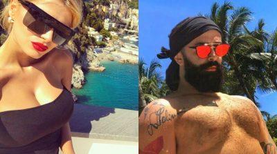 Getoari publikon foto nga jahti, por të gjithë sytë te Marina: Ka veshur gjë apo jo?
