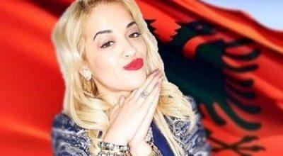 Rita Ora krenare për vendlindjen e saj: Teksa po udhëtoj drejt koncertit të radhës mendova…