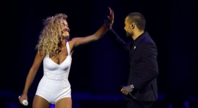 """""""For You"""" nga Rita Ora dhe Liam Payne, kënga më e dëgjuar në Britani"""