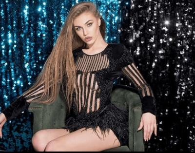 """Nga """"gangstere"""" në Miss Universi/ Kush është vajza që u shpall më e bukura e Shqipërisë…(FOTO)"""