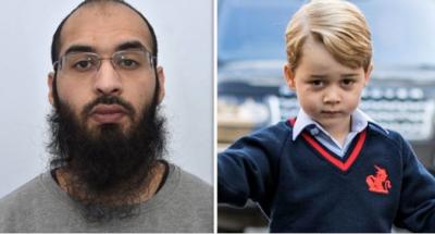 """Terroristi pranon në sallën e gjyqit: """"Shënjestra jonë ishte princi George!"""""""