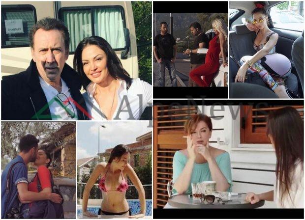 Njihuni me të famshmit shqiptarë që SFIDUAN veten në aktrim! Nga skenat HOT deri tek… (FOTO)