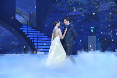 """Tolgahan dhe Almeda performojnë vallëzimin e dashurisë në """"Dancing With The Stars"""""""