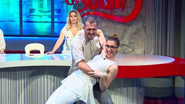 Sonte finalja, Aulona Musta: Do ta fitoj Dancing with the Stars, vetëm nëse bëhet qameti