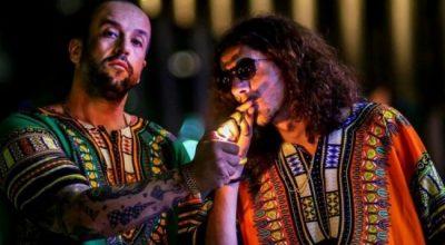 Inspirim apo kopjim?! Njihuni me reperat shqiptarë që bëjnë DISS-e me këngë të vjedhura (VIDEO)