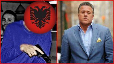 Mafiozi shqiptar që rrëzoi familjen e fundit të Cosa Nostras vjen në Shqipëri, takohet me reperin e preferuar të tij (FOTO)