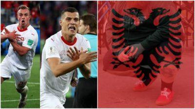 Zvicër-Serbi/ GOLAT e shqiptarëve ÇMENDIN VIP-at: Bravo çuna, kështu shkruhet historia… (FOTO)
