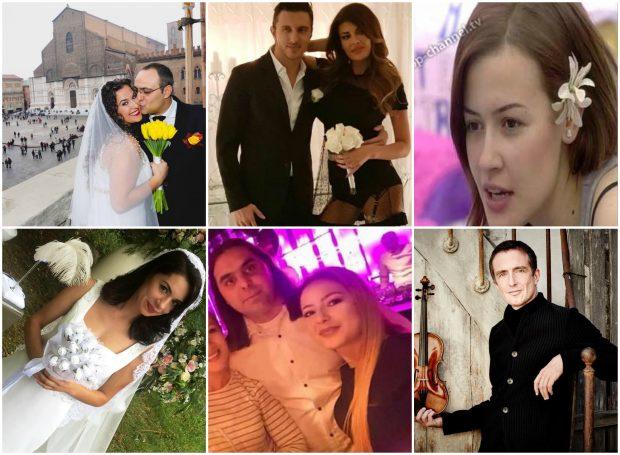 Pa PRITUR dhe pa i KUPTUAR, ja kush janë VIP-at që u martuan në FSHEHTËSI! Nga Cubi tek Joleza… (FOTO)