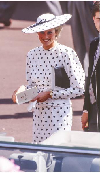 Ish-mikesha e më e ngushtë e princeshës Diana poston pozën e saj të rallë