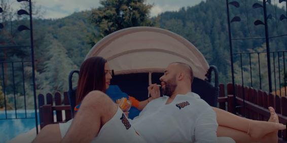 Zbulohet e dashura e reperit shqiptar, publikojnë momentet intime mes tyre (VIDEO)
