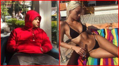 Noizy publikon foton nga plazhi, Elena Lika i bën pyetjen që na ka munduar të gjithëve: Kush e fitoi…