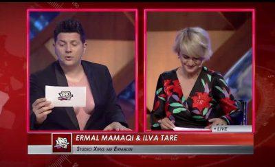 Edicioni i lajmeve bombastike nga Ilva Tare dhe Ermal Mamaqi, kjo VIDEO do t'ju shkrijë së qeshuri