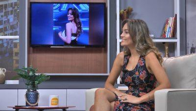 """""""Instagrami"""" i ndërpret """"live-n"""", Eva Murati zbulon arsyen qesharake: Vendosa…"""