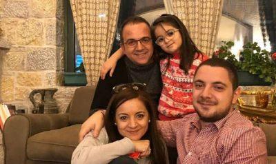 Mbrëmja e veçantë e familjes Gjebrea: E vogla e shtëpisë, Anna gjithmonë pranë prindërve
