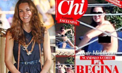 Pasi i dolën FOTOT NUDO Dukesha Kate merr dëmshpërblim! Reagojnë avokatët francezë: I pa merituar…