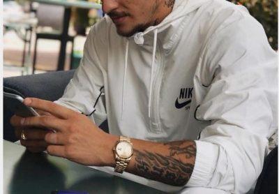 Reperi i njohur shpjegon kuptimin e tatuazhit: Kam humbur dikë të dashur dhe do të qaj gjithë jetën për të
