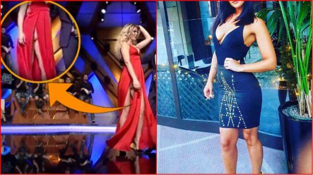 """Harrojeni fustanin e kuq! Kejvina dhe kjo femër  do t'ju """"çmendin"""" me këtë kërcim TWERK në ditëlindjen e velinës (VIDEO)"""