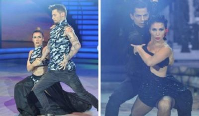 """Humbi në finalen e """"Dancing With The Stars"""" dhe fansja i thotë """"ti je një llapaqene moj…"""", Aulona Musta nxehet dhe ia kthen kështu (FOTO)"""