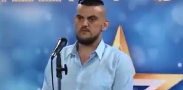 """Juria TALLET me shqiptarin në """"Talent Show"""": Ke ardhur vetë apo të kanë sjellë me zor?"""