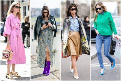 """Paska qenë shumë e thjeshtë! Ja si të kombinosh këpucët me ngjyrë me fare pak """"mundim"""" (FOTO)"""