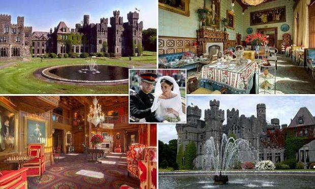 Zbulohet kështjella luksoze ku po bën muajin e mjaltit çifti mbretëror (FOTO)