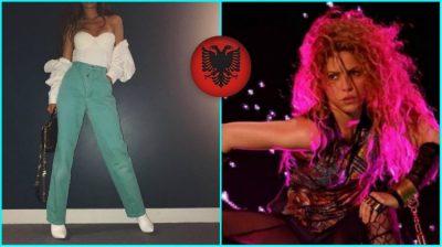 WOW! Në koncertin e Shakirës luhet kënga e kësaj këngëtareje shqiptare, zbulojeni për kë bëhet fjalë (FOTO)