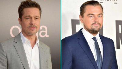 Pitt dhe DiCaprio sapo nxorrën një foto nga filmi i ri dhe të gjithë po çmenden pas tyre