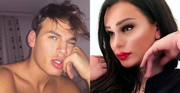 """""""U laga""""/ Modeli shqiptar tregon për seksin me Linda Rein: Ajo është shumë… (FOTO)"""